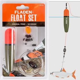 Bild på Fladen Float Set Pike 18 g