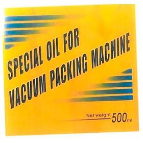 Bild på FoodMaster Vakuumikoneen öljy 500 ml