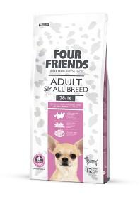Bild på Four Friends Adult Small Breed 17 kg