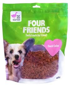 Bild på Four Friends Koiranherkku Duck Cube 400 g