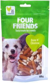 Bild på Four Friends Koiranherkku Bone N' Chicken 100 g
