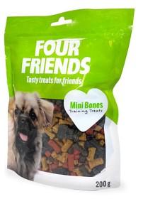 Bild på Four Friends Koiranherkku FFD Mini Bones 500g
