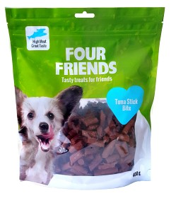 Bild på Four Friends Koiranherkku FFD Tuna Stick Bite 400 g