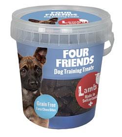 Bild på Four Friends Koiranherkku FFD Training Treats Lamb 400g