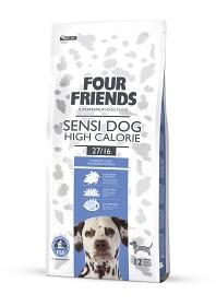 Bild på Four Friends Sensi Dog High 12 kg