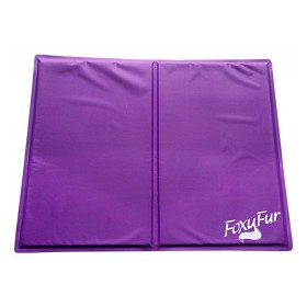 Bild på Foxy Fur -viilennysalusta violetti L