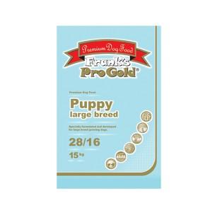 Bild på Franks Pro Gold Puppy Large Breed 15 kg