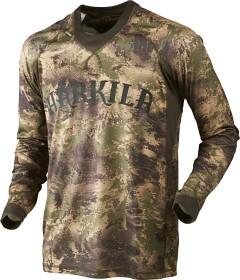 Bild på Härkila Lynx L/S T-shirt AXIS MSP® Forest Green
