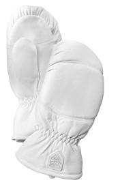 Bild på Hestra Leather Box -nahkarukkaset, valkoinen