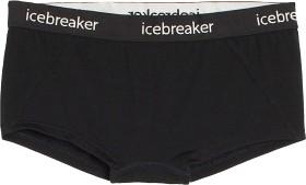 Bild på Icebreaker W's Sprite Hot Pants 150 Black