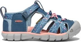 Bild på Keen Kids Seacamp II CNX C lasten sandaalit, sininen/vaaleanpunainen