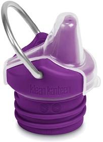 Bild på Klean Kanteen Kid Sippy Cap Dark Purple (sopii kaikkiin Classic tuotteisiin)
