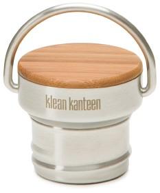 Bild på Klean Kanteen Stainless Unibody Bamboo Cap Brushed Stainless