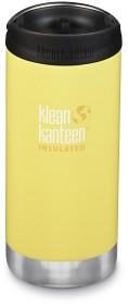Bild på Klean Kanteen TKWide 355ml with Wide Café Cap Buttercup