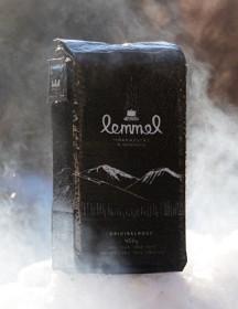 Bild på Lemmelkaffe Tummapaahtoinen Nokipannukahvi 450 g