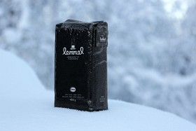 Bild på Lemmelkaffe Tummapaahtoinen Nokipannukahvi KRAV 450 g