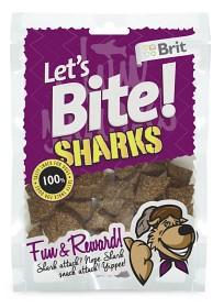 Bild på Lets Bite Sharks (salmon) 150 g