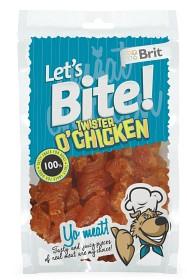 Bild på Lets Bite Twister o Chicken 80 g