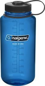 Bild på Nalgene Flaska 1L Wide Mouth Blue