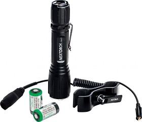 Bild på Nextorch Jäljestyslamppupakkaus TA40, Valkoinen LED 1040 luumenia, ladattava