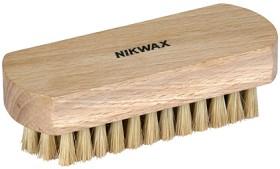 Bild på Nikwax Shoe Brush Valkoiset Harjakset