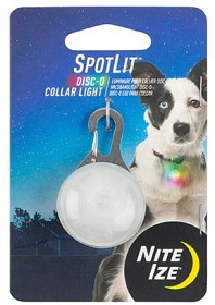 Bild på Nite Ize SpotLit Collar Light - Disc-O