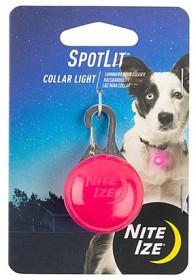 Bild på Nite Ize SpotLit Collar Light - Red