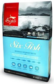 Bild på Orijen Dog 6 Fish 11,4 kg