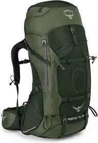 Bild på Osprey Aether AG 70 -rinkka, vihreä