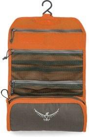 Bild på Osprey Ultralight Washbag Roll Poppy Orange Pesupussi