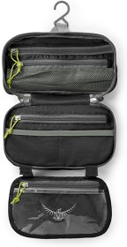 Bild på Osprey Ultralight Washbag Zip Shadow Grey Pesupussi