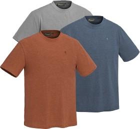 Bild på Pinewood 3-Pack T-Shirt L.Grey/Terrac/D.Dive