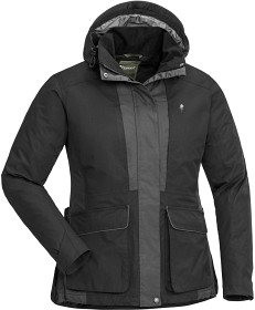 Bild på Pinewood Dog Sports 2.0 Jacket Woman Black/Dark Anthracite