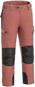 Bild på Pinewood Kids Lappland Pants lasten ulkoiluhousut, rusty pink/black