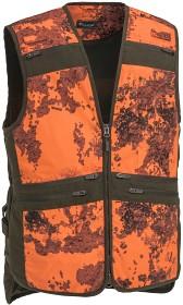 Bild på Pinewood M's Furudal Hunter Pro Vest metsästäjän liivi, oranssi camo