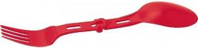Bild på Primus -taittuva lusikka-haarukka, punainen