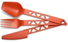 Bild på Primus Lightweight TrailCutlery -ruokailuvälineet, oranssi