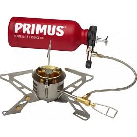 Bild på Primus OmniFuel II -retkikeitin + polttoainepullo & säilytyspussi