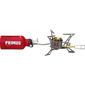 Bild på Primus OmniLite Ti -retkikeitin + polttoainepullo & säilytyspussi