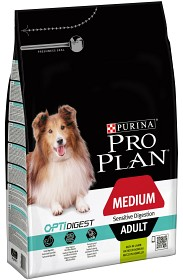 Bild på Purina Pro Plan Medium Adult - OPTIDIGEST Karitsa 14 kg