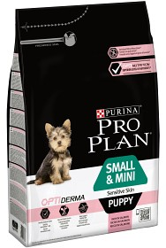 Bild på Purina Pro Plan Small & Mini Puppy - OPTIDERMA 3 kg