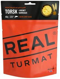 Bild på Real Turmat Turskaa kermaisessa currykastikkeessa