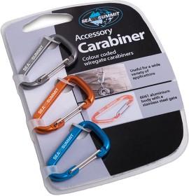 Bild på Sea to Summit Carabiner 3-pack