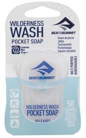 Bild på Sea to Summit Soap Pocket Wilderness Soap 50 Saippualehteä