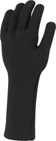 Bild på SealSkinz Waterproof All Weather Ultra Grip Knit Gauntlet Black