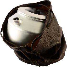 Bild på Stabilotherm -nahkainen kahvipannun säilytyspussi