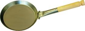 Bild på Stabilotherm-paistinpannu taittuvalla puukahvalla, 21 cm