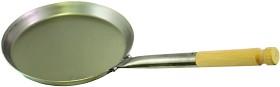 Bild på Stabilotherm-paistinpannu taittuvalla puukahvalla, 28 cm