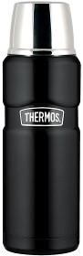 Bild på Thermos King -termospullo, 1,2 l, mattamusta