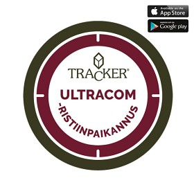 Bild på Tracker Ultracom -ristiinpaikannus